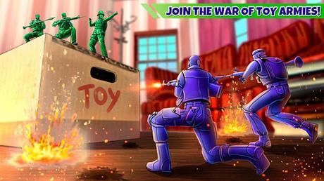 Code Triche Guerre des soldats en plastique-jouets militaires APK MOD (Astuce) 1