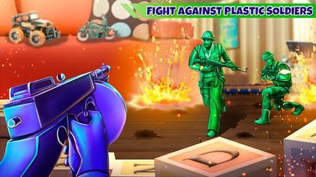 Code Triche Guerre des soldats en plastique-jouets militaires APK MOD (Astuce) 2