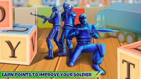 Code Triche Guerre des soldats en plastique-jouets militaires APK MOD (Astuce) 4
