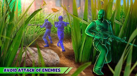 Code Triche Guerre des soldats en plastique-jouets militaires APK MOD (Astuce) 3
