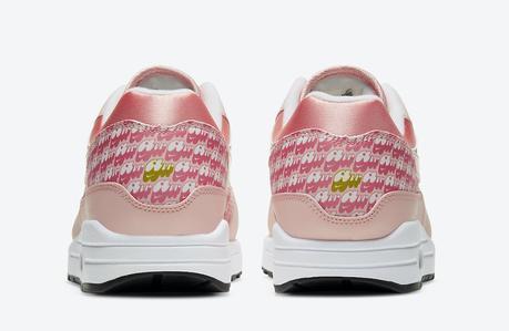 La Nike Air Max 1 Strawberry Lemonade se dévoile en images