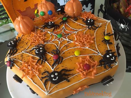 Cake marbré chocolat de Christophe Felder