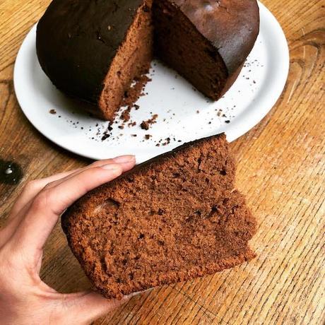 gâteau «autrichien» au chocolat et aux amandes pour Sachertorte