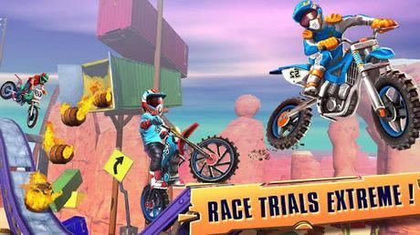 Code Triche course de vélo trial: xtreme jeux de course de APK MOD (Astuce) screenshots 1