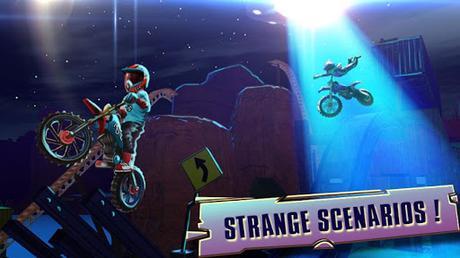 Code Triche course de vélo trial: xtreme jeux de course de APK MOD (Astuce) screenshots 4