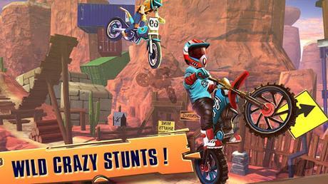 Code Triche course de vélo trial: xtreme jeux de course de APK MOD (Astuce) screenshots 3