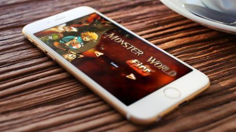 Télécharger Monster World - Fire  APK MOD (Astuce) 1