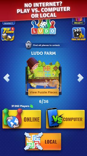 Télécharger Gratuit Ludo Offline - Free Classic Board Games APK MOD (Astuce) 2