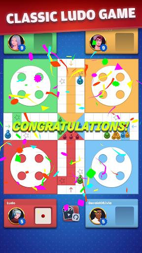 Télécharger Gratuit Ludo Offline - Free Classic Board Games APK MOD (Astuce) 1