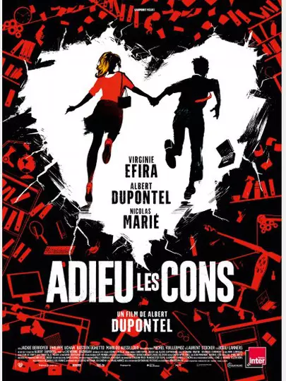 Film Adieu Les Cons