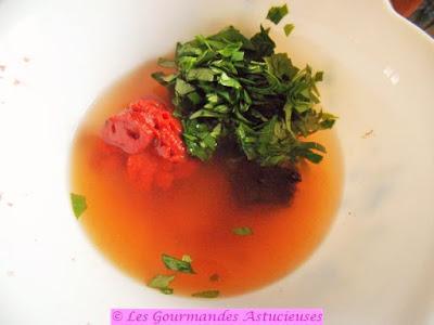 Cocotte savoureuse de choux et de haricots rouges (Vegan)