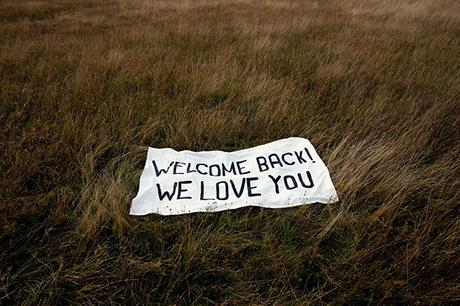 Welcome back! We love you