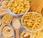 journée mondiale pâtes Spaghettis courgettes sauce gorgonzola
