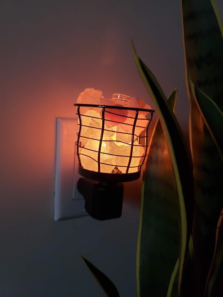 Diffuseur mural d'aromathérapie – La lampe de sel  – Faites-là vous même