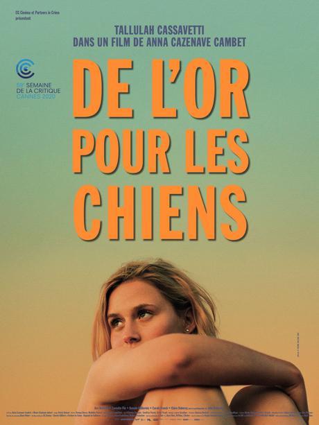 DE L'OR POUR LES CHIENS avec Tallulah Cassavetti, au Cinéma le 25 Novembre 2020