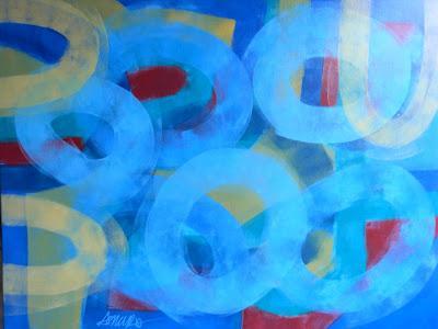 Deux nouvelles toiles sur https://www.singulart.com/fr/artiste/dominik-senaq-819
