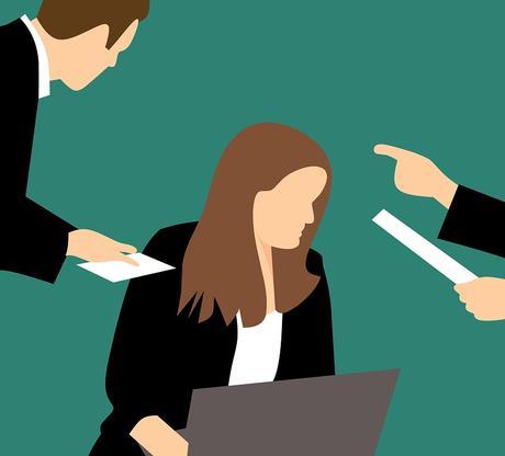 Harcèlement sexuel, comportements toxiques et inappropriés