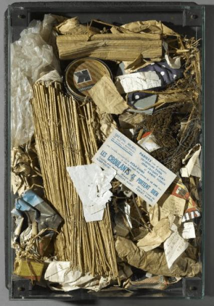 Le nouveau réalisme-  2/3 Accumulations – Billet n°350 -B