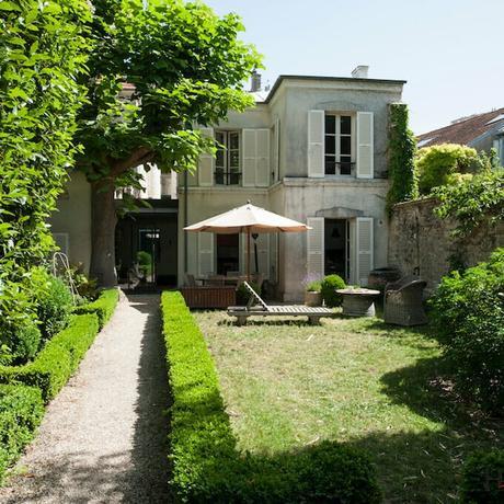 maison à Saint Germain en Laye vieille rénovation travaux cabinet architecte
