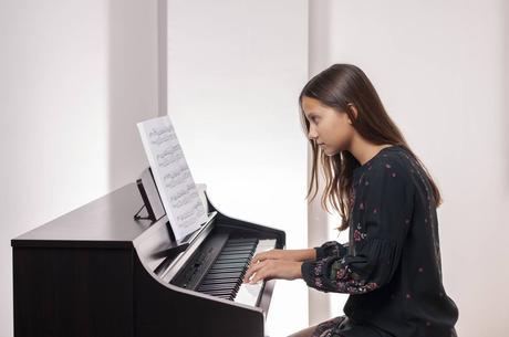 jouer une partition au piano