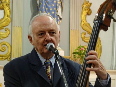 Pikey Butler à l' Église Saint-Colomban de Tréveneuc dans le cadre de Jazz ô Châtaignes, le 24 octobre 2020