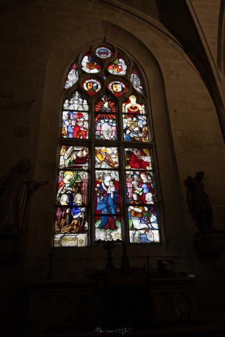 Sainte-Barbe, la chapelle étonnante du Faouët
