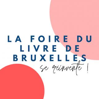 Quelle Foire du livre à Bruxelles en 2021?