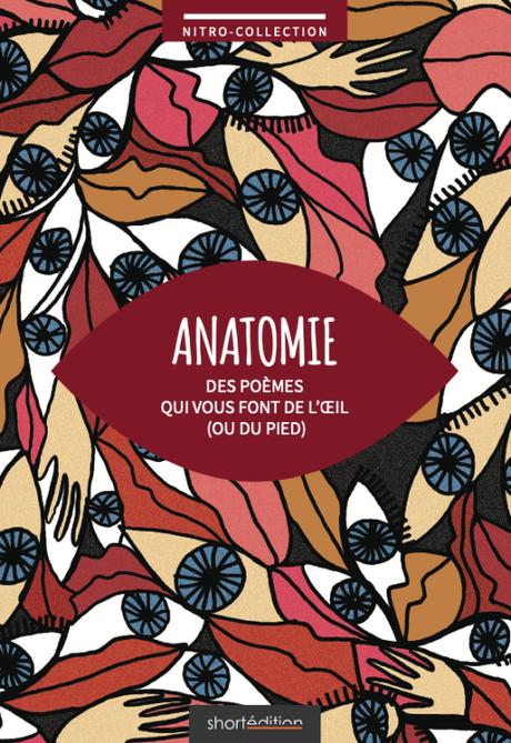 Anatomie : Des poèmes qui vous font de l'œil (ou du pied)