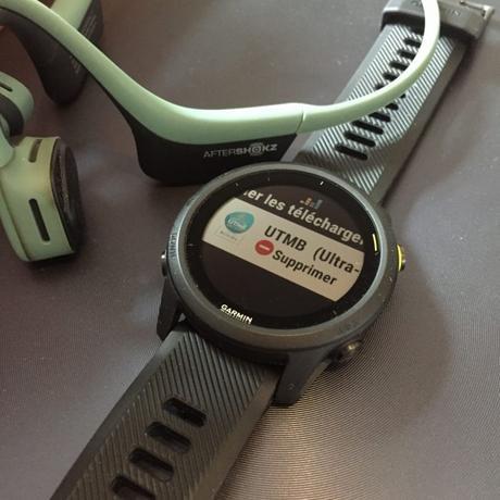 Forerunner 745 montre connectée