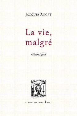Jacques Ancet  | L'âge du fragment