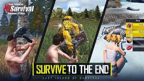 Télécharger Last Island of Survival: Unknown 15 Days APK MOD (Astuce) 2