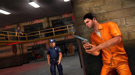 Télécharger évasion de prison 2020 - jeux d'évasion de prison APK MOD (Astuce) 2