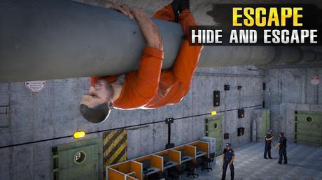 Télécharger évasion de prison 2020 - jeux d'évasion de prison APK MOD (Astuce) 1