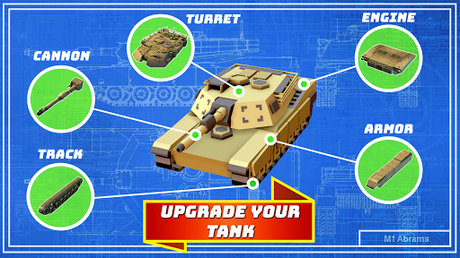 Code Triche Tanks.io  APK MOD (Astuce) 3