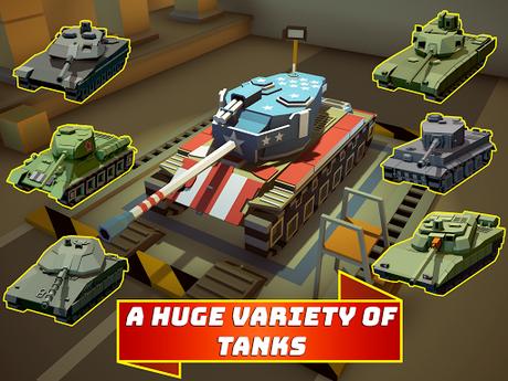 Code Triche Tanks.io  APK MOD (Astuce) 6