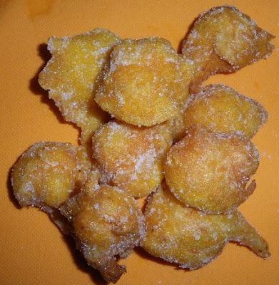 Beignets de 🎃 Citrouille