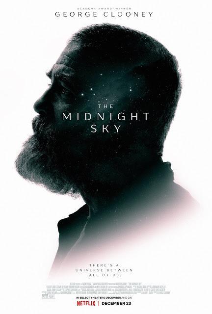 Première bande annonce VOST pour The Midnight Sky de George Clooney