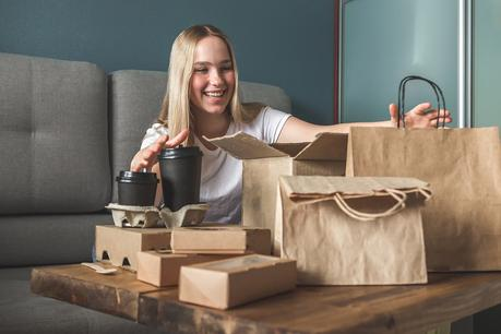 Emballage alimentaire livraison