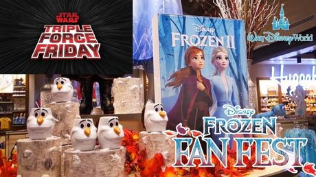 L'évènement virtuel Frozen Fan Fest sert à la célébration de la Reine des Neiges II