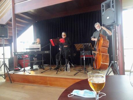C.C Workshop au Kasino de Saint-Quay-Portrieux dans le cadre de Jazz ô Châtaignes, le 25 octobre 2020