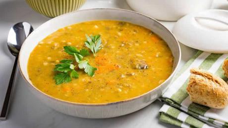 Soupe de légumes facile