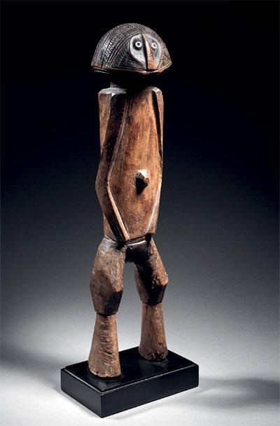 Banda-Statue