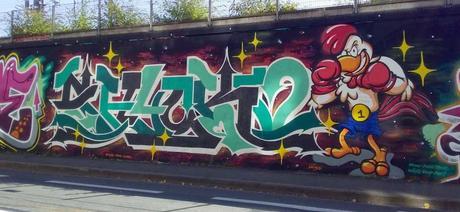 Mur des 740 à Rennes