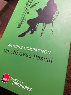 Lire et relire Pascal en vacances