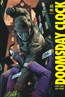 DOOMSDAY CLOCK : QUAND WATCHMEN RENCONTRE SUPERMAN ET LES HEROS DC