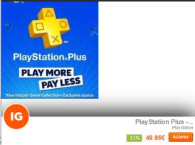 Playstation Plus – Les jeux PS Plus de Novembre 2020