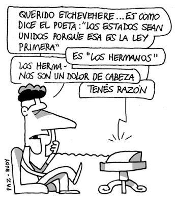 Quand Martín Fierro s'en mêle [Humour]