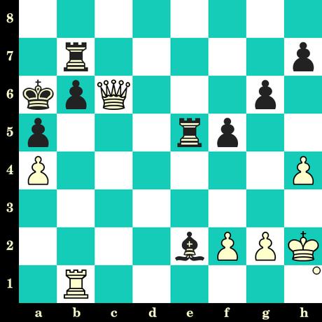 Les Blancs jouent et matent en 2 coups - Xavier Tartacover vs Richard Reti, Vienne, 1920