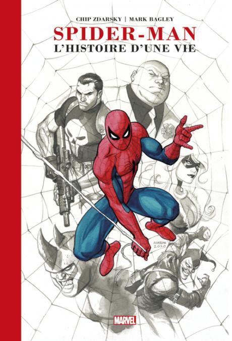 Spider-Man : L'histoire d'une vie (Edition prestige)