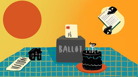 {Elections 2020} Quelques mesures pour lesquelles les américains vont voter en même temps que les élections présidentielles